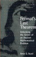 Amir Aczel Fermat's Last Theorem
